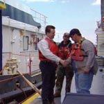 Vessel Visitor Safety Orientation